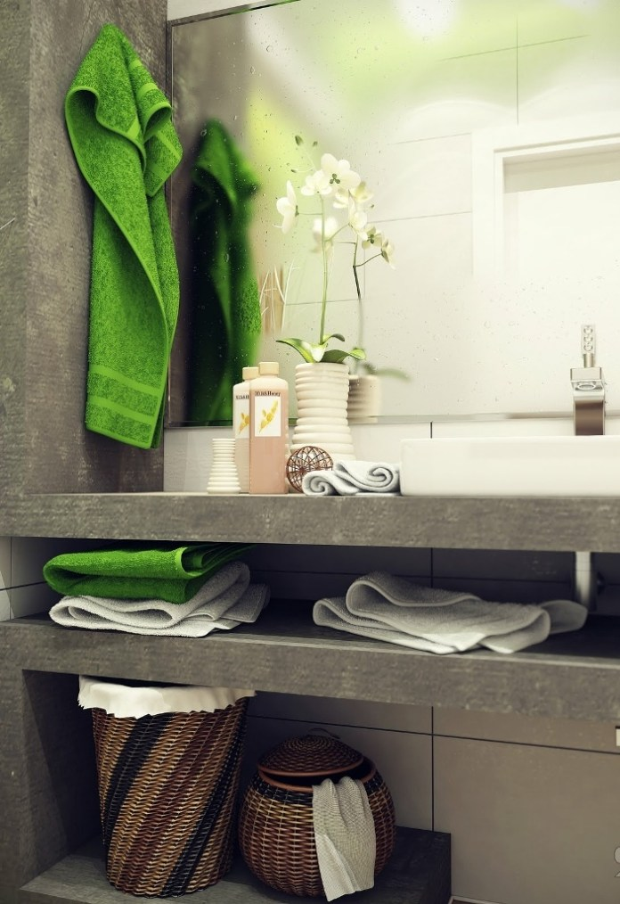 superstylish bathroom design