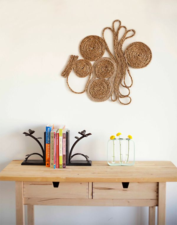 35 Easy & Creative DIY Wall Art Ideas For Decoration on Creative Wall Art Ideas  id=53130