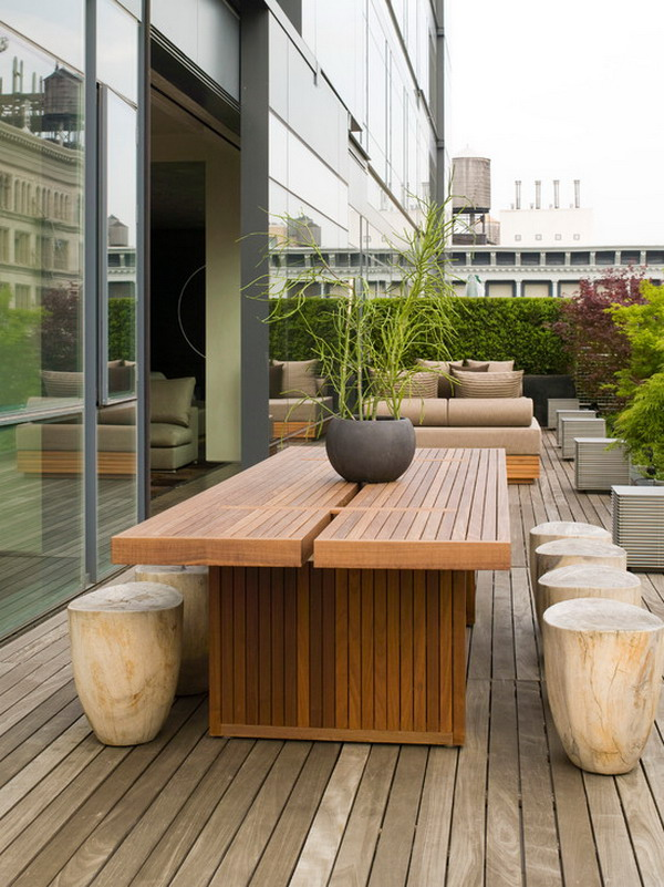 25 Great Ideas For Modern Outdoor Design on Backyard Exterior Design id=12287