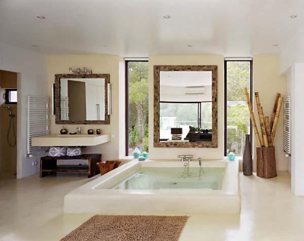 Mediterranean Bathroom Style
