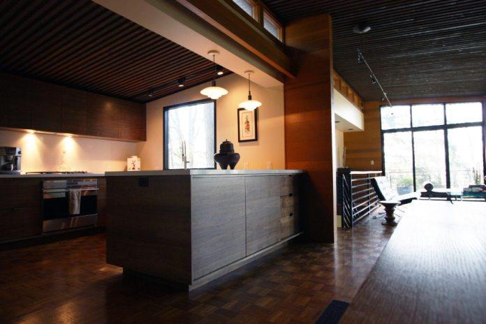 Mid-Century Modern Kitchen Remodel