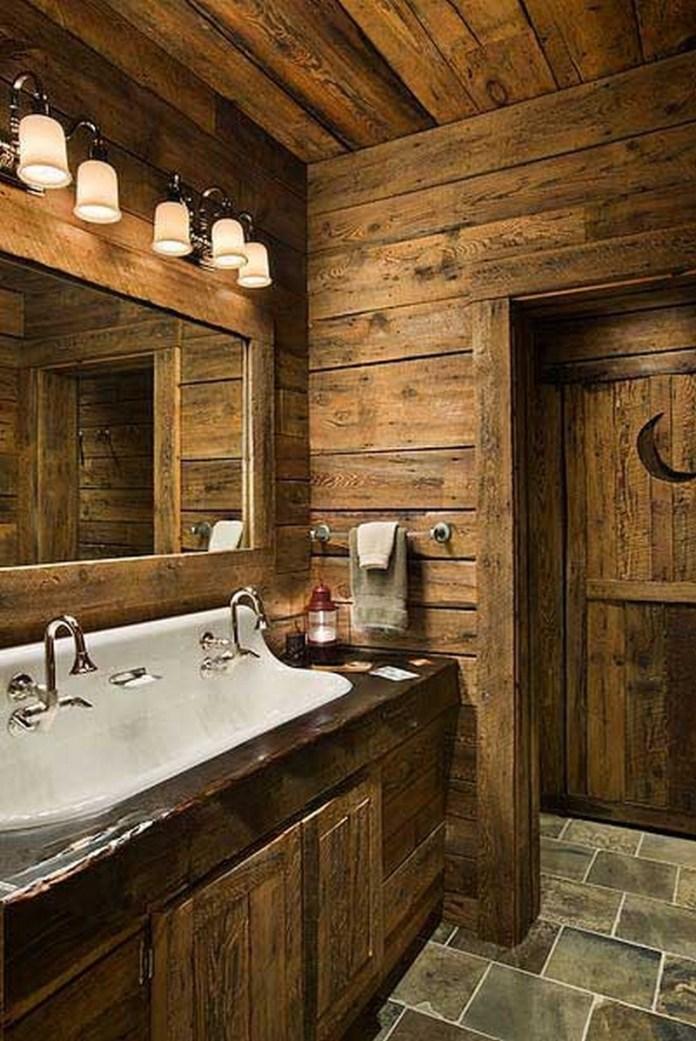 Rustic-Bathrooms