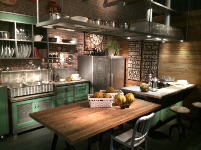 industrial-kitchen-cabinet
