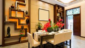 Think Out Of The Box With Asian Dining Room Design Ideas