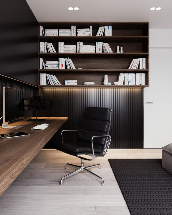 Contemporary Home Office decor ideas