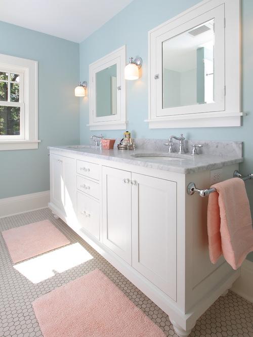 Craftsman Bathroom Design
