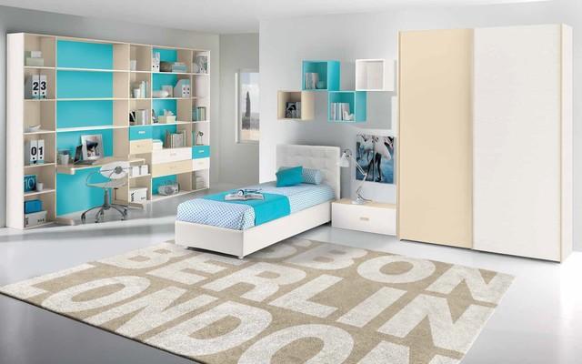 Italian Kids Bedroom