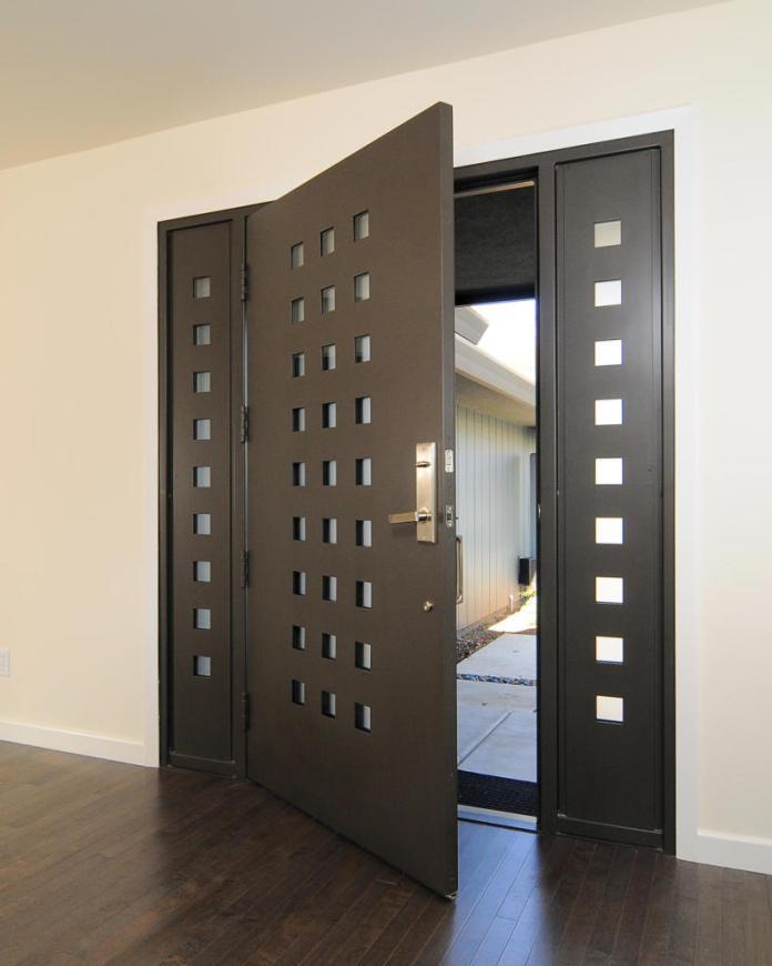 Modern Contemporary Exterior Doors for Home