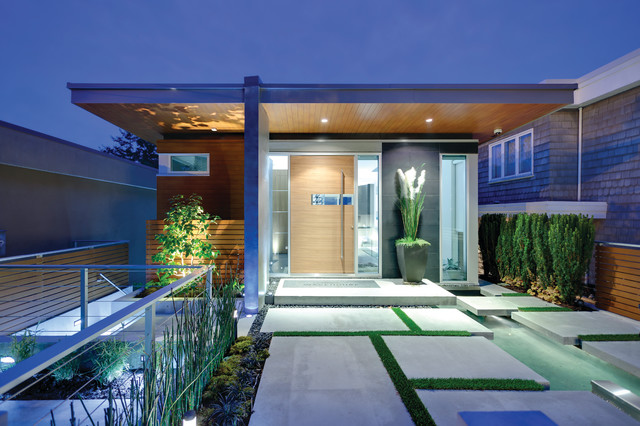 Modern Entryway Design Ideas