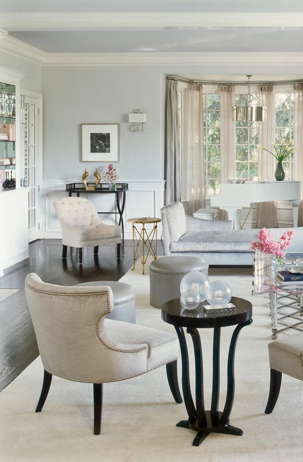 Modern Traditional Living Room Ideas