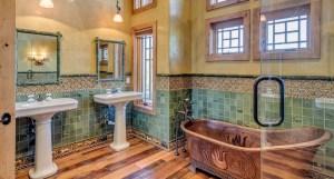 29 Ideas To Remodel Your Craftsman Bathroom