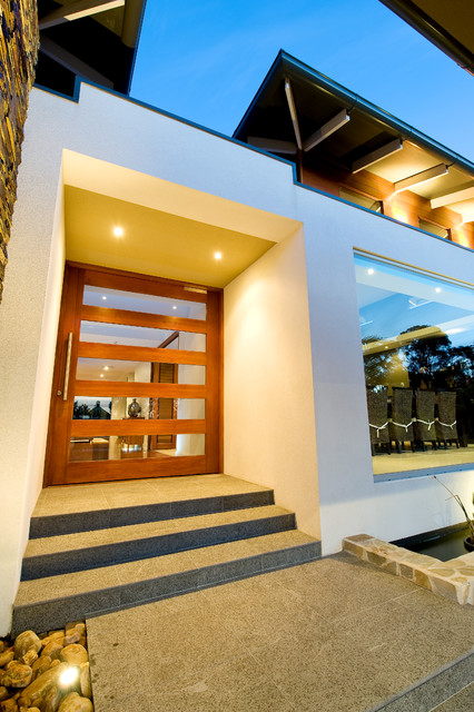30 Stunning Modern Entry Design Ideas on Modern Entrance Design  id=58404