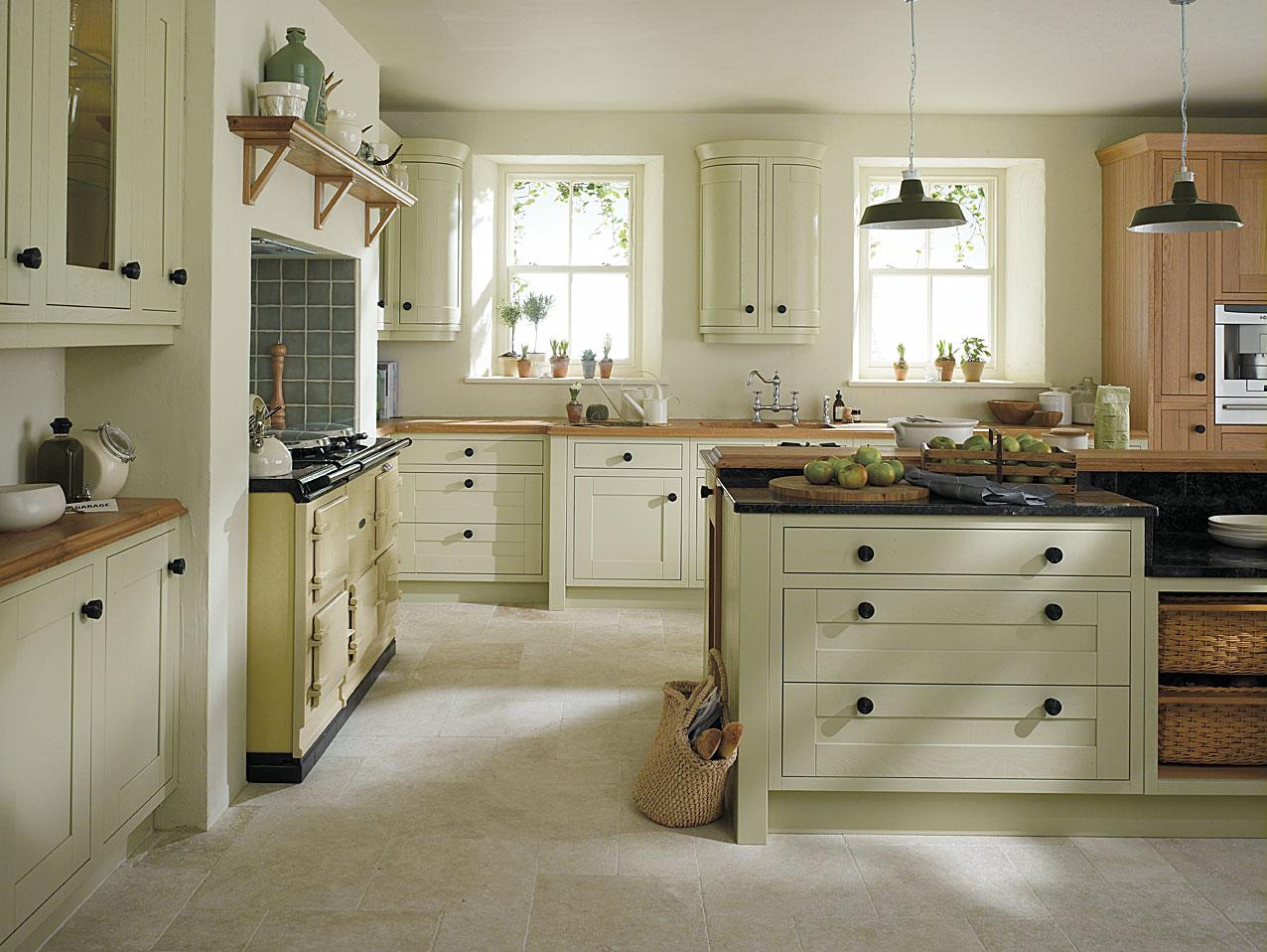 30 Popular Traditional Kitchen Design Ideas on Traditional Kitchen Decor  id=16313