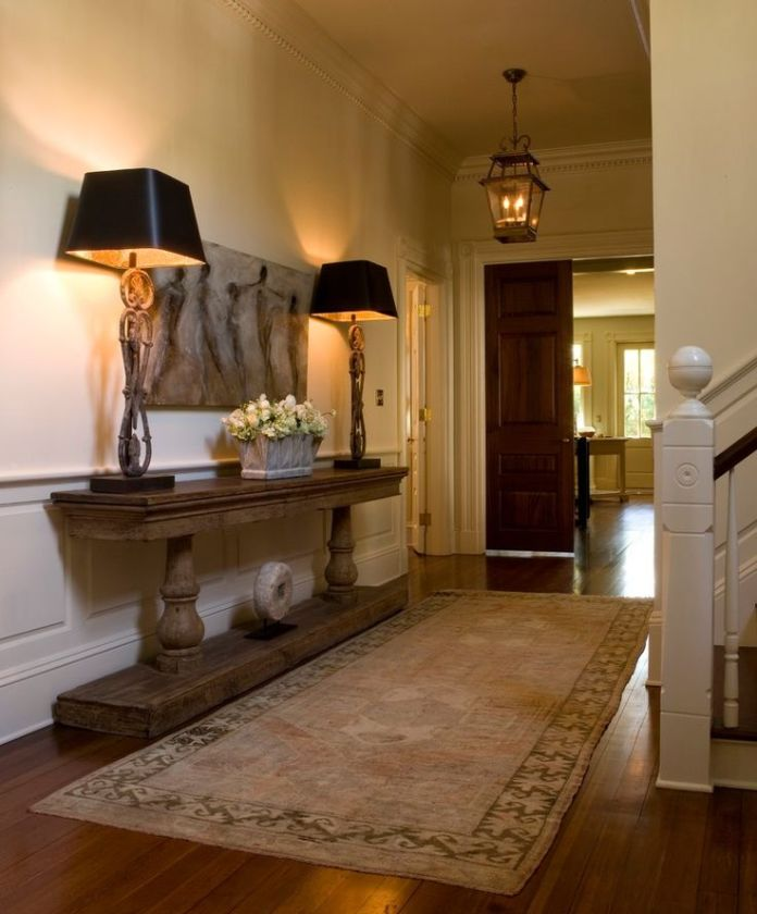 Amazing Traditional Entry Design Ideas