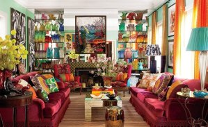25 Awesome Bohemian Living Room Design Ideas