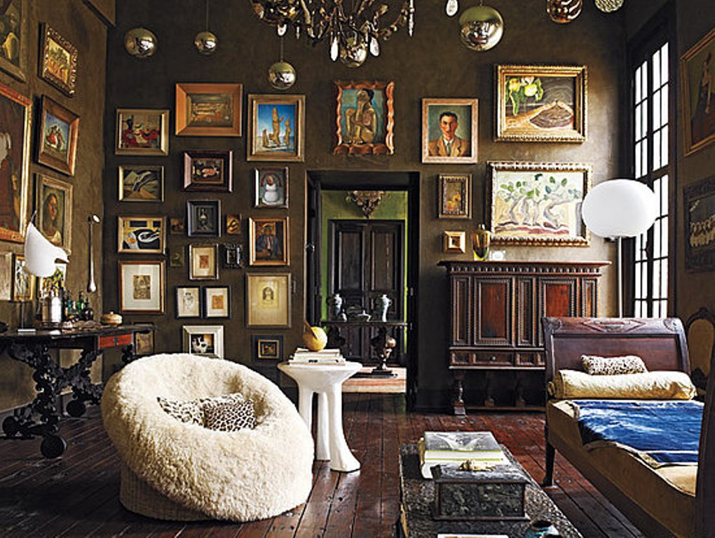 25 Awesome Bohemian Living Room Design Ideas on Bohemian Living Room Decor Ideas  id=57666