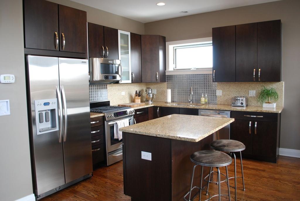 Contemporary Kitchen Design Ideas & Pictures