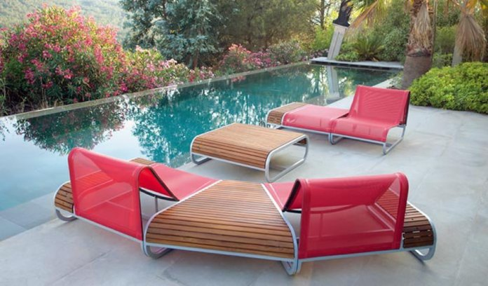 Contemporary Outdoor Furniture Design