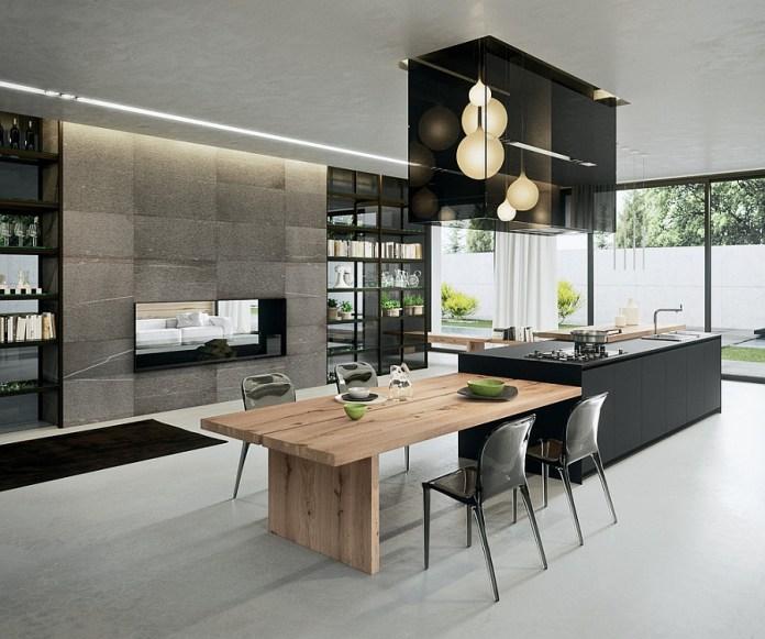 Exquisite modern day kitchen