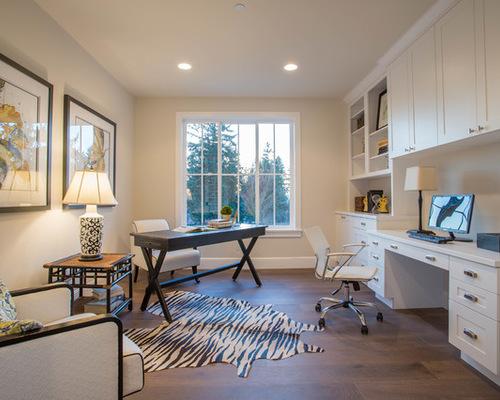 Farmhouse Home Office Design