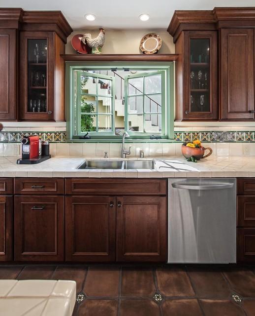 Galley Kitchen Remodel craftsman-kitchen