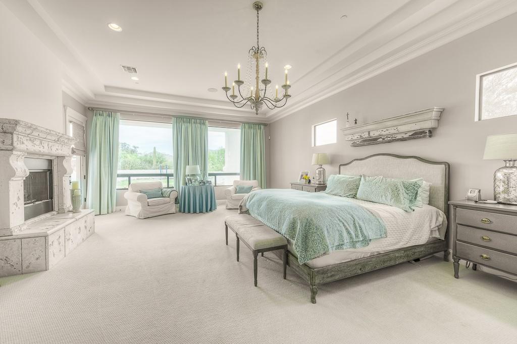25 Stunning Master Bedroom Ideas on Master Bedroom Curtains  id=55728