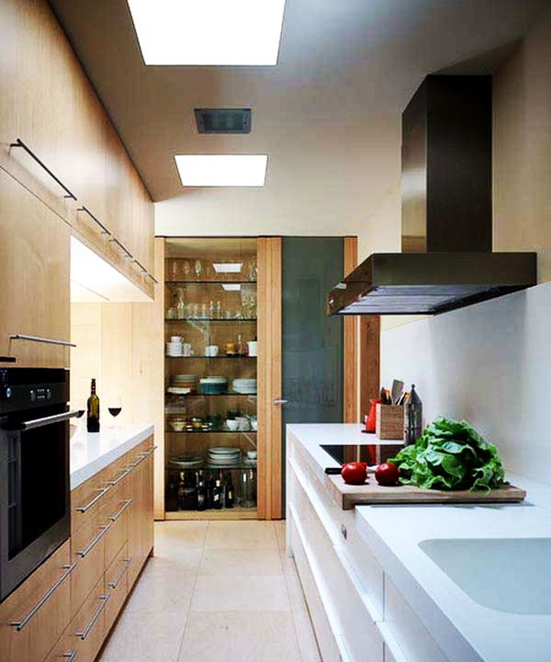 25 Modern Small Kitchen Design Ideas on Modern Kitchens  id=96824