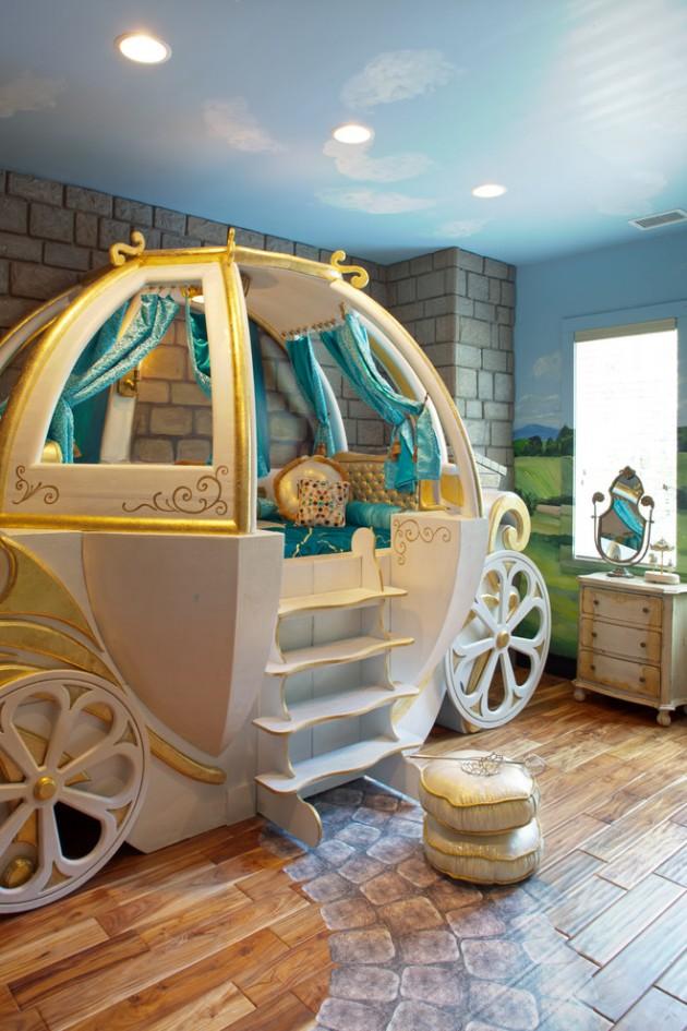 Playful Eclectic Kids Room Designs
