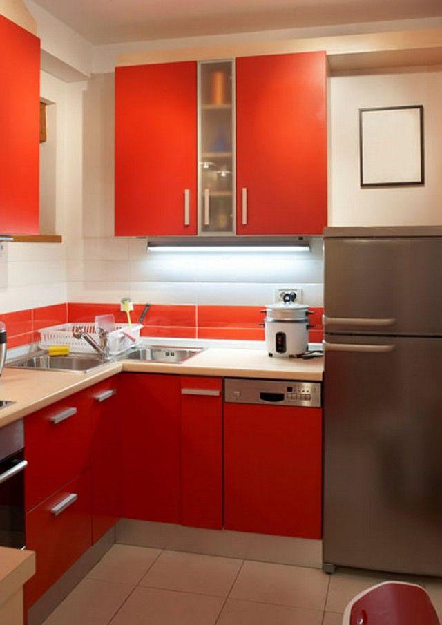 Small Modern Kitchen Design Ideas