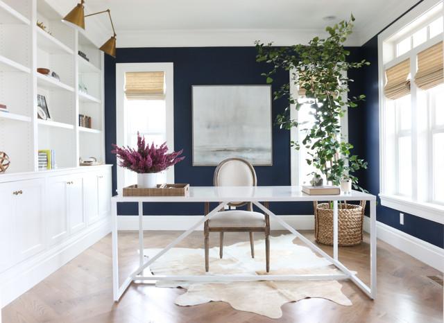 Presenting 30 Beach Style Home Office Design Ideas