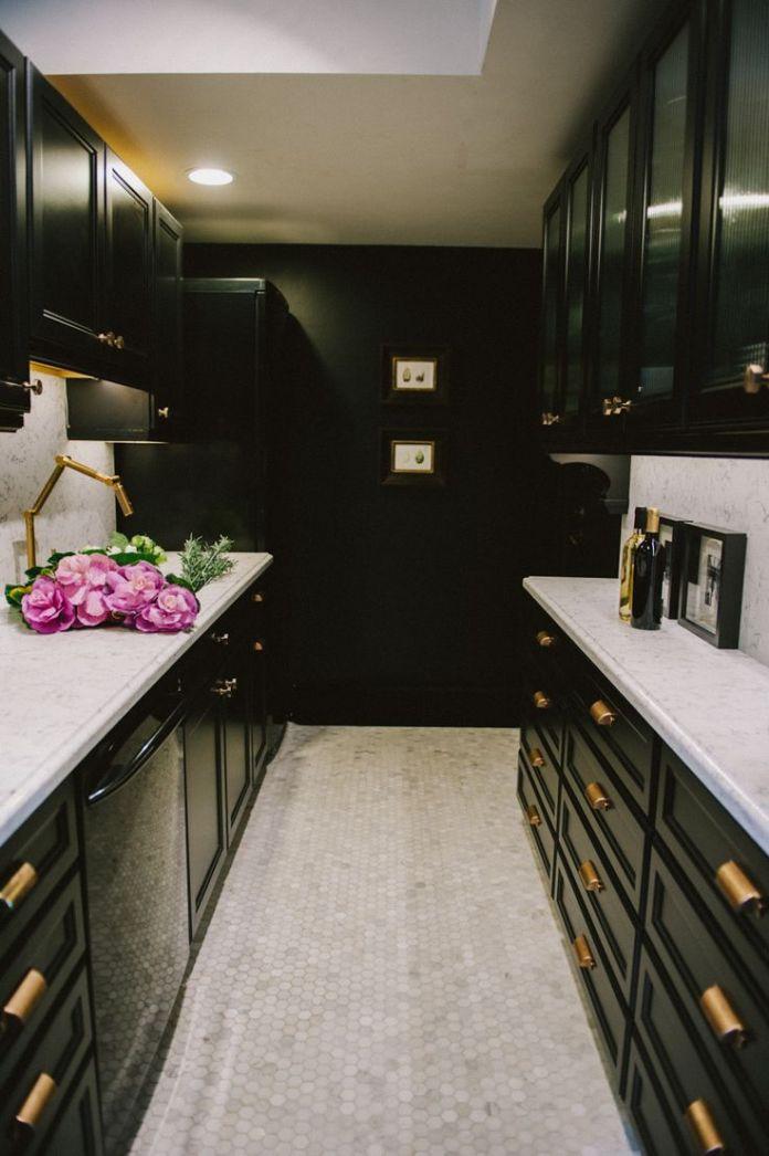 black-kitchen