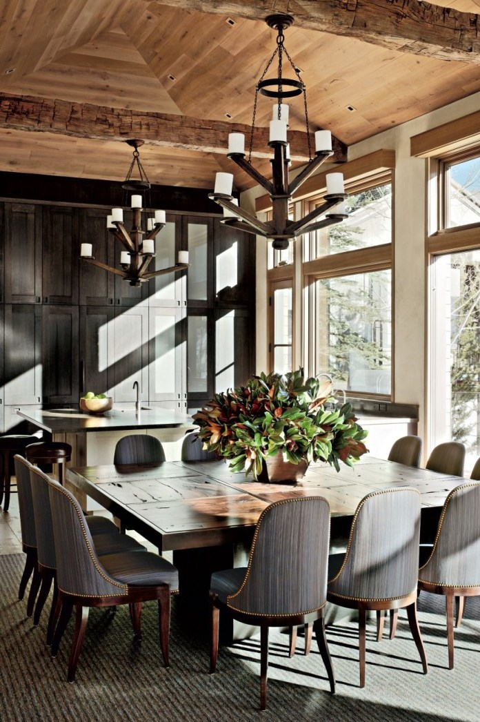 large-square-distressed-wood-rustic-chic-dining-table