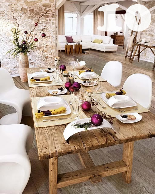 rustic-modern-dining-table