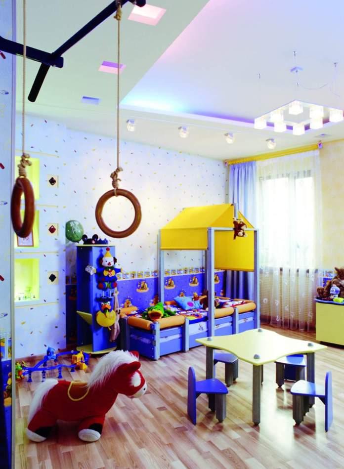 Ikea Design Creative Kids Bedroom