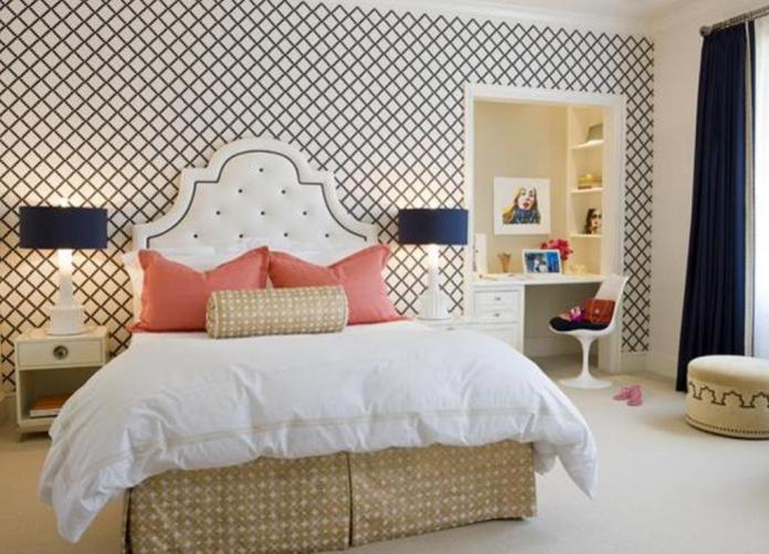 Bedroom Wallpaper Design Ideas (11)