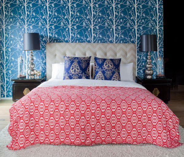 Bedroom Wallpaper Design Ideas (6)