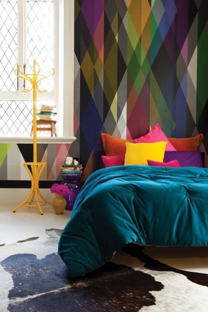 Bedroom Wallpaper Design Ideas (8)