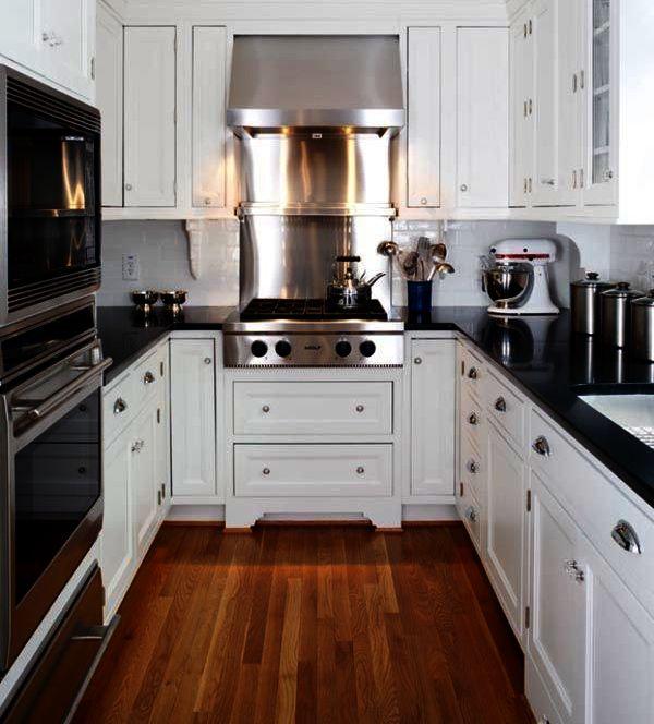 Creative Small Kitchen Design Ideas (22)