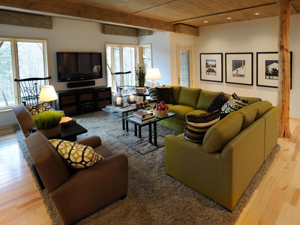 21 Impressing Living Room Furniture, Furniture Arrangement Ideas