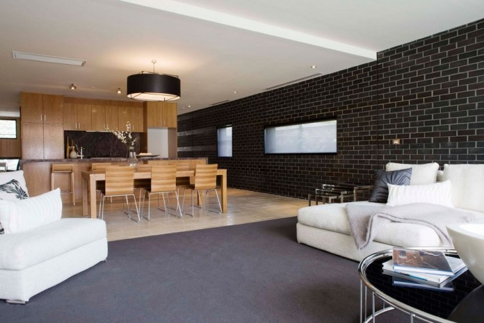 Living Room With Exposed Brick Wall (23)