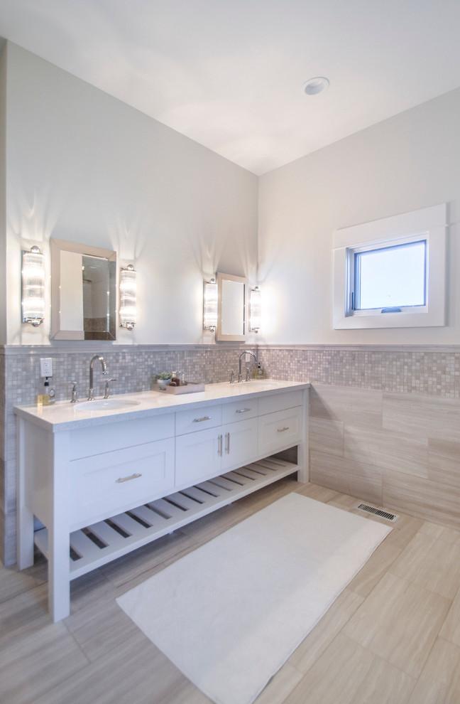 Modern Farmhouse Design In Utah, United States on Modern Farmhouse Shower  id=63293