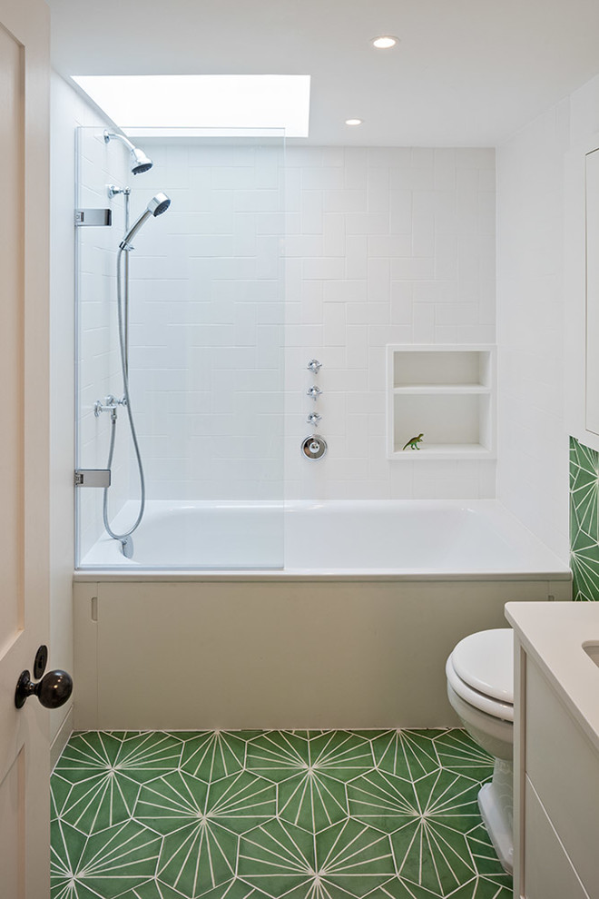 Contemporary Bathroom3
