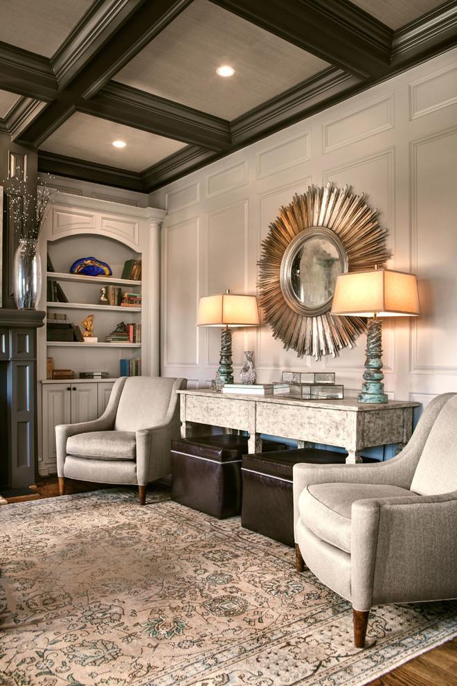 Contemporary Living Room2