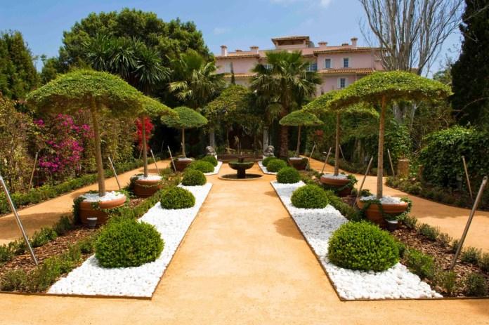 Eclectic Landscape Design