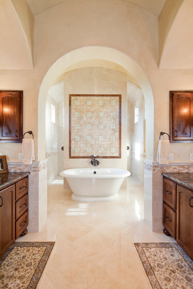 mediterranean-bathroom-walk-in-shower