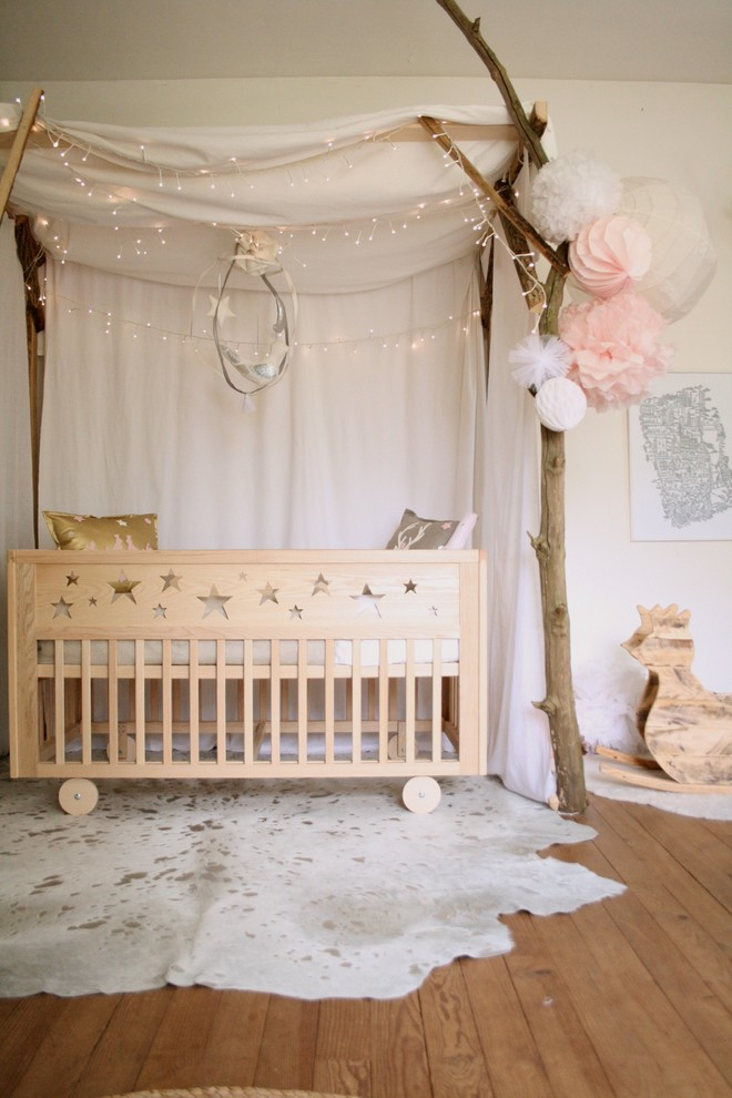 shabby-chic-style-nursery-design