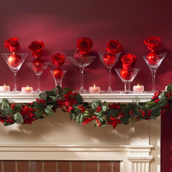 christmas-mantel-decorating-ideas