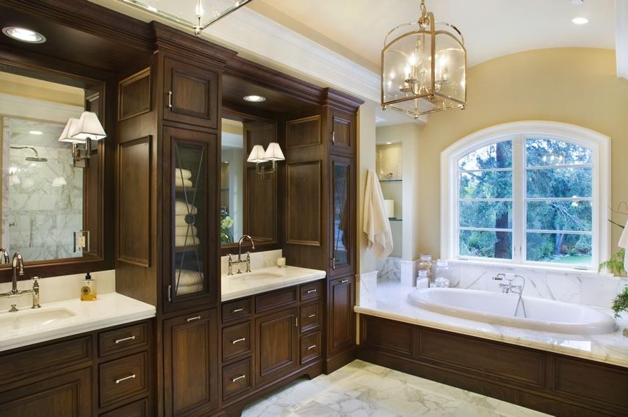 25 Extraordinary Master Bathroom Designs on Master Bathroom Remodel Ideas  id=37357
