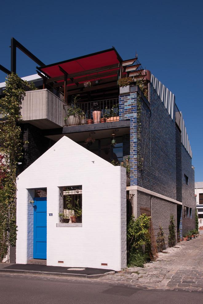eclectic-exterior-design