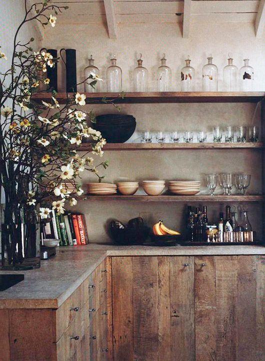 minimalist-rustic-kitchen